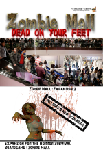 Zombie Mall Rules Cover