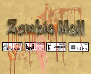 Making Zombie Mall